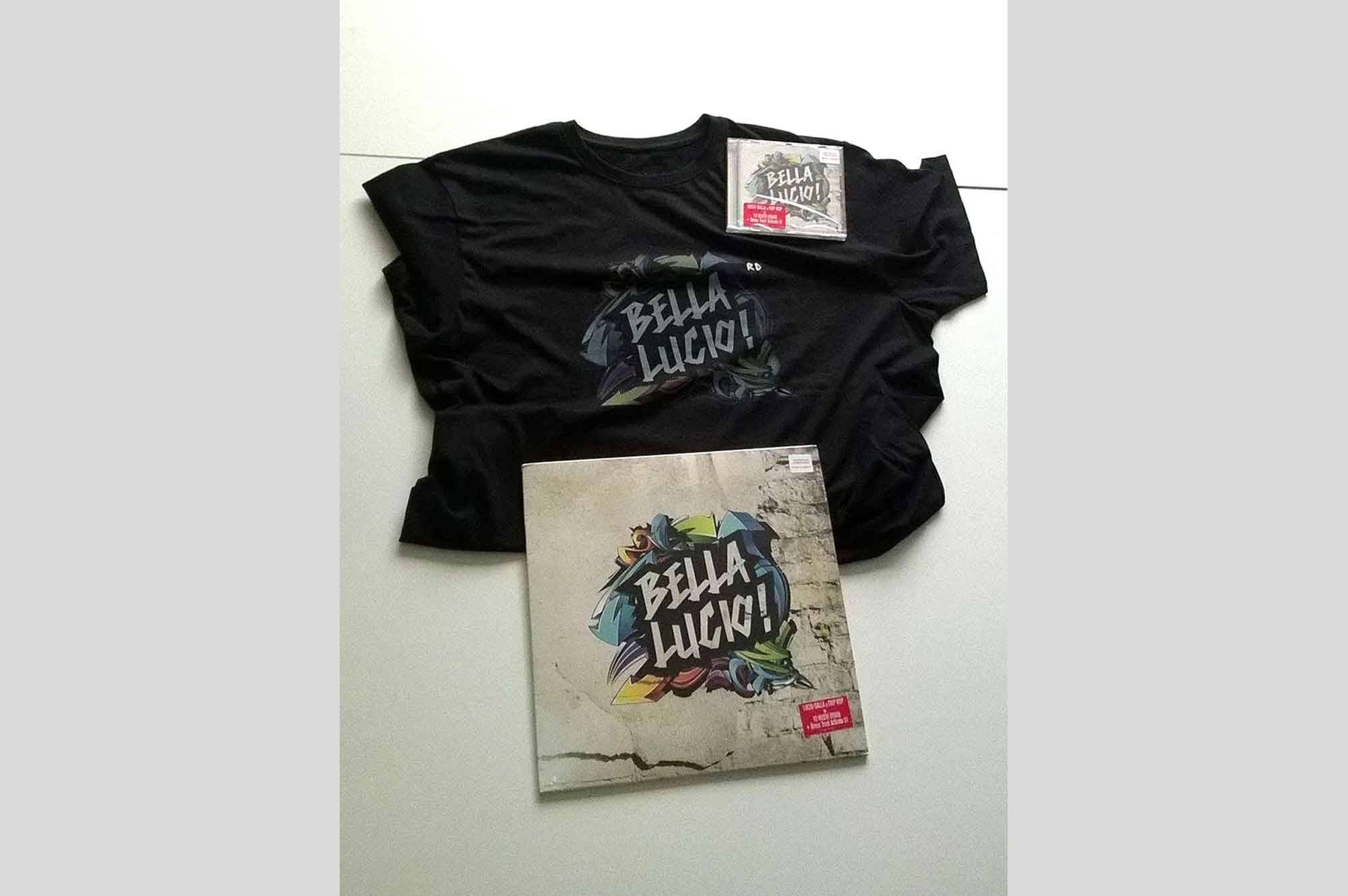 T-shirt Bella Lucio